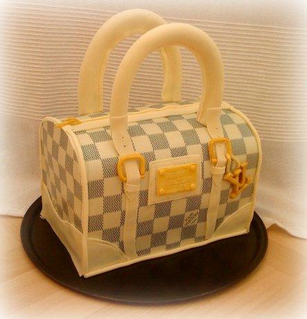 Louis Vuitton Torte :-)
