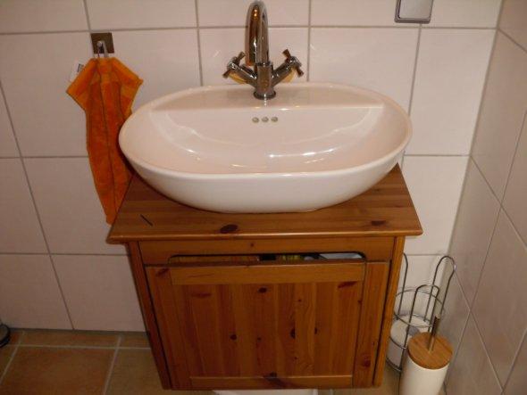 Bad 'Unser Gäste WC'