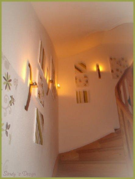 Flur diele 39 hausplatz 39 unser neues zuhause zimmerschau - Deko treppenaufgang ...