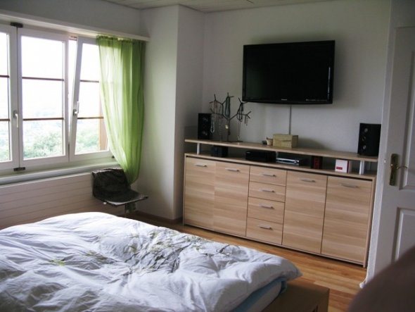 Schlafzimmer 'Liebeshöle'