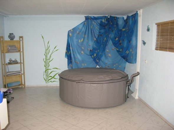 Pool / Schwimmbad 'Ruhepol'