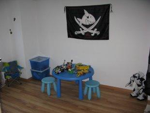 Kinderzimmer Cédric