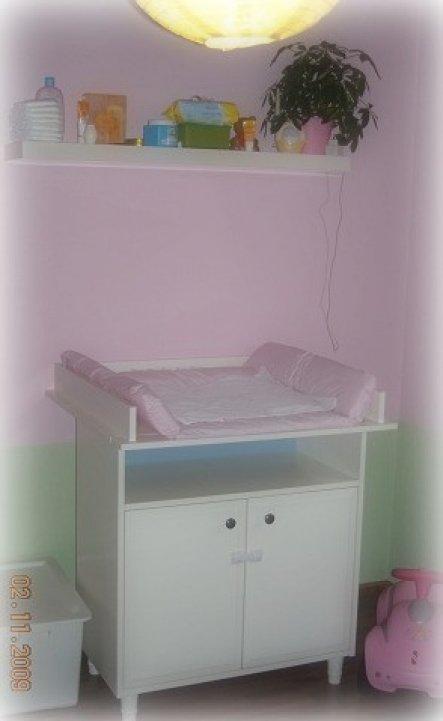 Kinderzimmer 39 kinderzimmer1 39 unsere traumwohnung for Kinderzimmer zu voll