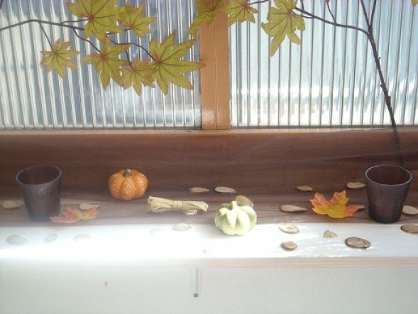 Deko 'Ein bisschen Herbst 2010'