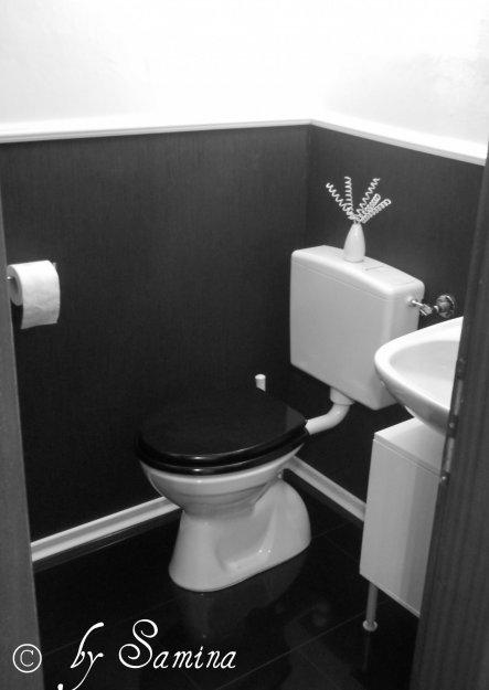 bad 'gäste wc' - unsere traumwohnung - zimmerschau, Hause ideen