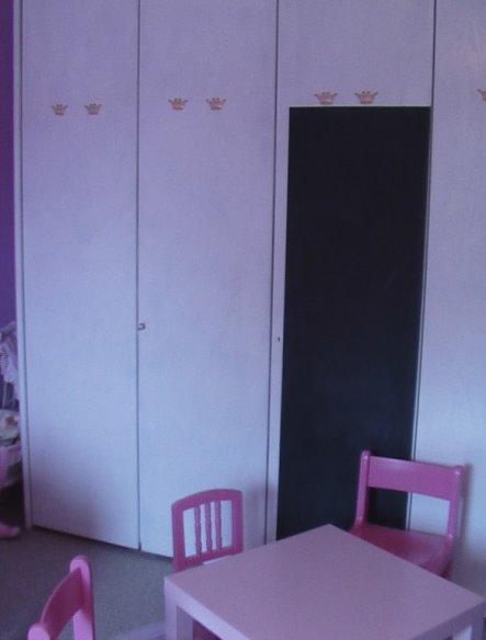 Kinderzimmer 'mädchentraum'