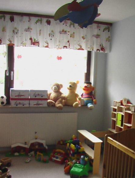 Kinderzimmer 'jungentraum'