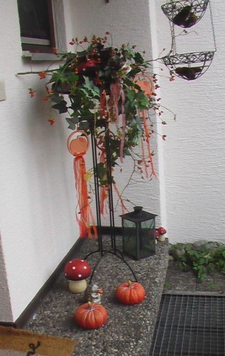Deko 'herbstdekotraum'