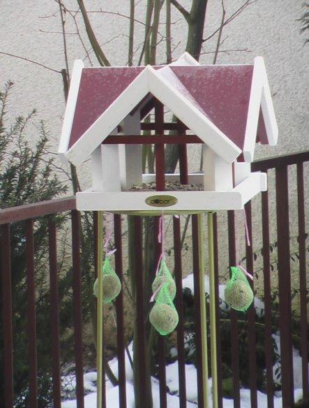Terrasse / Balkon 'vogelvilla'