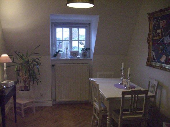 esszimmer meine kleine wohnung von drea01 25293 zimmerschau. Black Bedroom Furniture Sets. Home Design Ideas