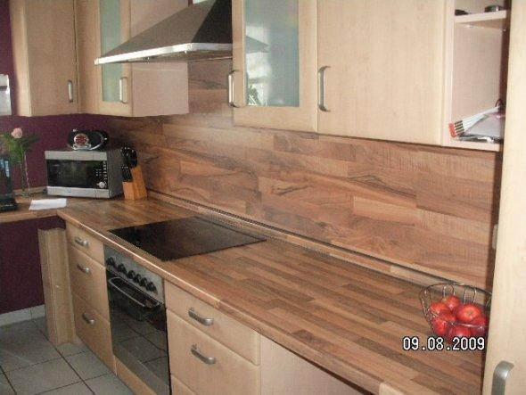 Küche 'Unsere Küche' - Unser Kleines Doppelhälfte Häuschen