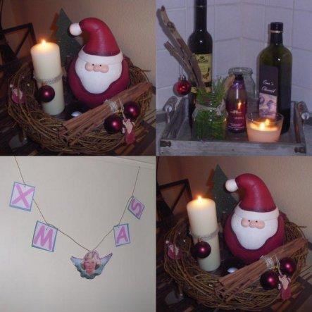 Weihnachtsdeko 'Weihnachtliches 2009'