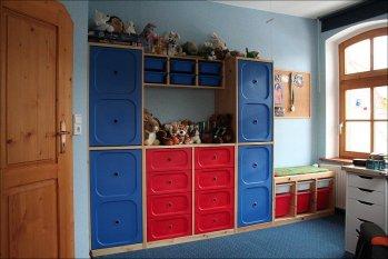 Jungen-Kinderzimmer