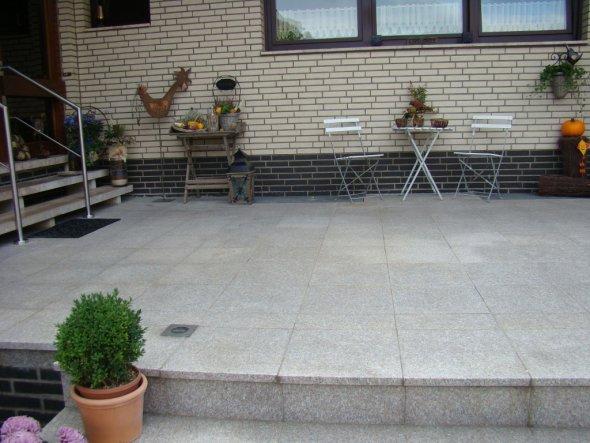 Hausfassade / Außenansichten 'Herbstfundstücke'