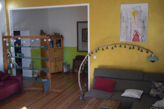 Wohnzimmer 'Goldene Zeiten'