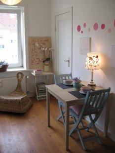 INZWISCHEN AUCH ALT - Küche - etwas anders dekoriert und eingerichtet