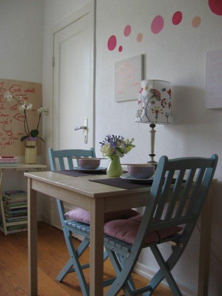 Küche 'INZWISCHEN AUCH ALT - Küche - etwas anders dekoriert und eingerichtet'