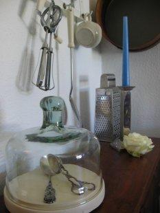 Die neue alte Küche - Let's try blue!
