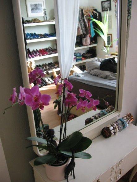 Schlafzimmer 'Mein neues altes Sch(uh)lafzimmer'