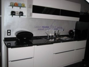 küche 'küche dunkel' - küche wie neu aber häßlich - zimmerschau