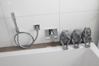 Nach 26 Jahren unser neues Badezimmer
