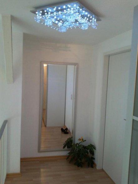 arbeitszimmer b ro 39 empore 39 meine erste wohnung zimmerschau. Black Bedroom Furniture Sets. Home Design Ideas