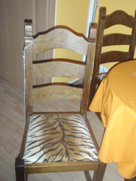 Wohnzimmer 'Tiger-Zimmer'