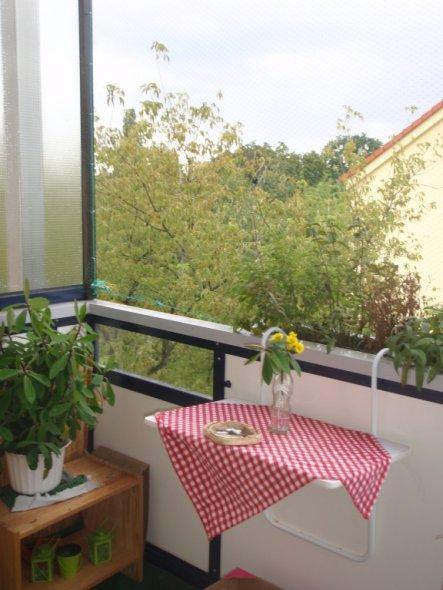 Terrasse / Balkon 'Endlich draußen!'