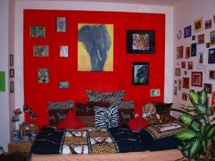 Schlafzimmer 'schlafzimmer' - Bei Uns - Zimmerschau Afrika Design Schlafzimmer