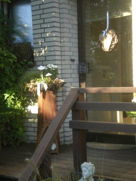 Hausfassade / Außenansichten 'Vor dem Haus'