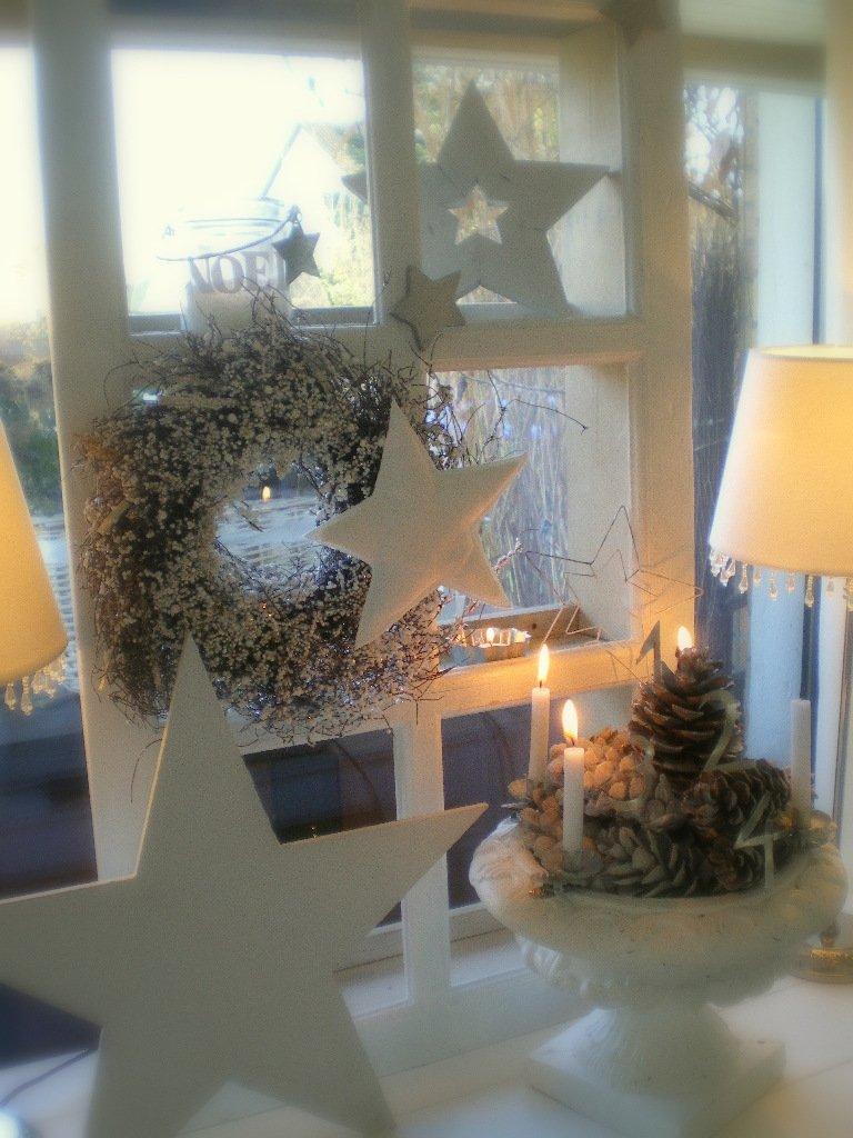 Weihnachtsdeko 39 xmas 39 b e a zimmerschau - Weihnachtsdeko aussen dekoration ...