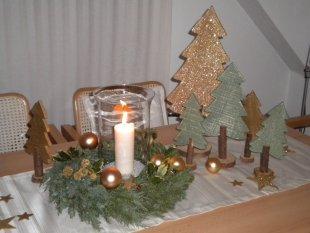 Weihnachtsdeko 2009