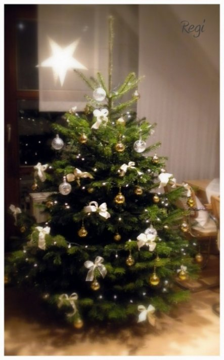 Weihnachtsdeko 'Bärenweihnacht'
