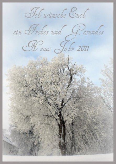 Weihnachtsdeko 'Gute Wünsche'