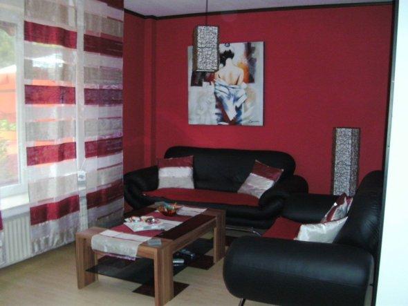 wohnzimmer 39 mein wohnzimmer 39 unser kleines h usschen zimmerschau. Black Bedroom Furniture Sets. Home Design Ideas