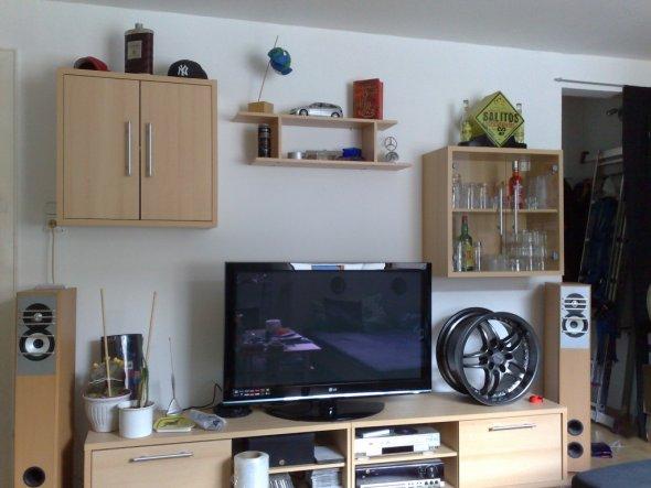 Wohnzimmer 'Mein Reich'
