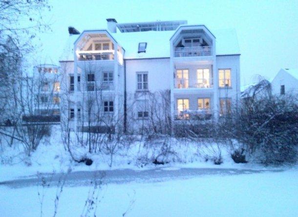 Hausfassade / Außenansichten 'OUTSIDE'