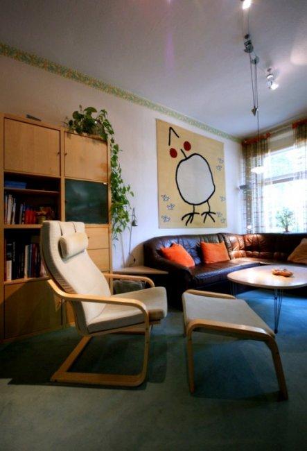 Wohnzimmer 'Fernsehzimmer'