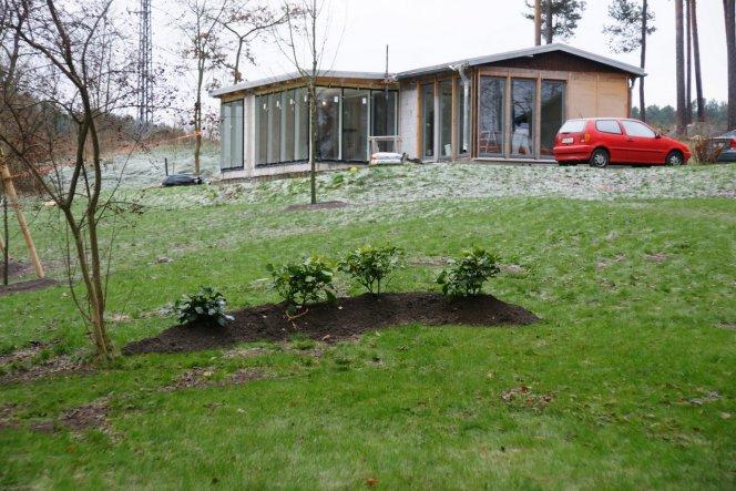 Hausfassade / Außenansichten 'Bungalow'