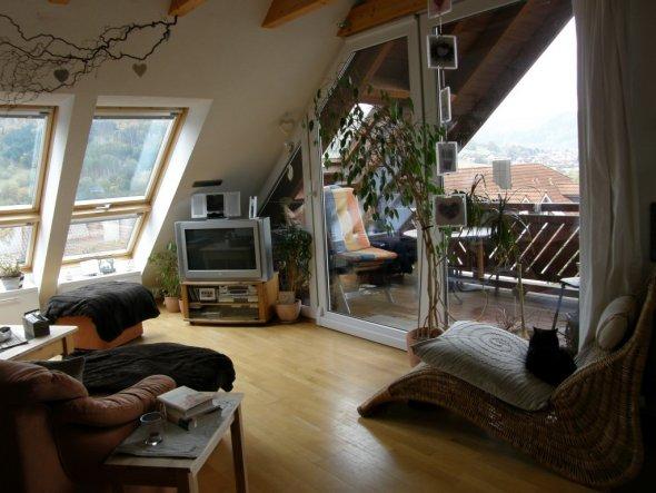 Wohnzimmer 'Unser Wohnraum'