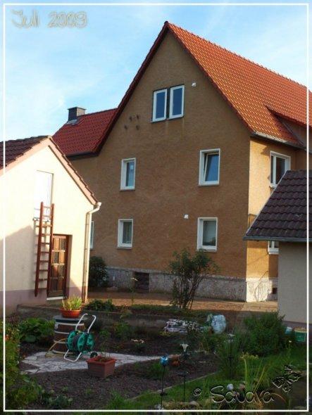 Garten 'unser Haus mit Garten'