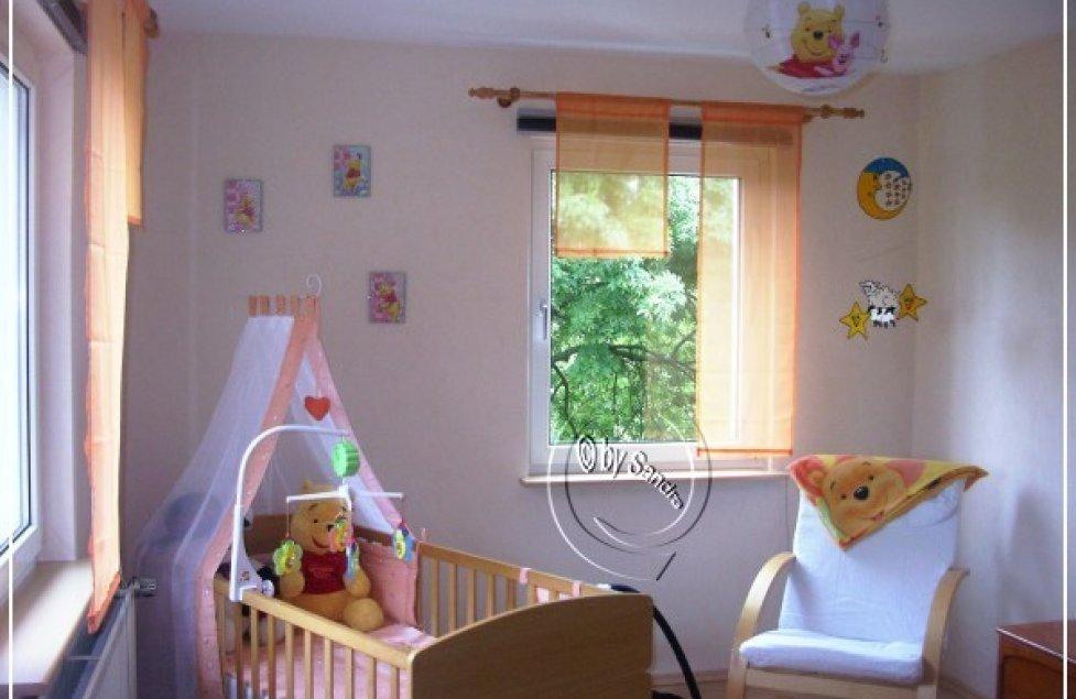 Winni Puuh Kinderzimmer von Sannyengel