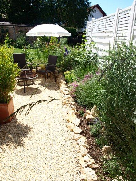 Garten 'salon de jardin'