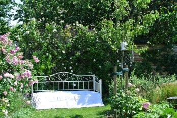 Klassisch 'salon de jardin'