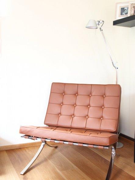 Unser neuer Sessel