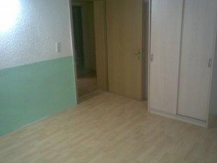 Schlafzimmer-Baustelle
