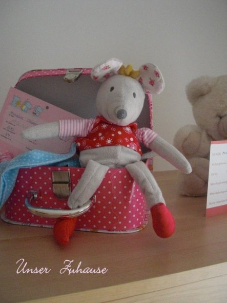 Kinderzimmer 'Kinderzimmer unserer kleinen Maus'
