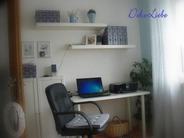 Unser neues Büro♥