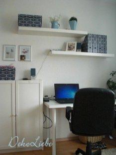arbeitszimmer b ro wohnideen einrichtung zimmerschau. Black Bedroom Furniture Sets. Home Design Ideas