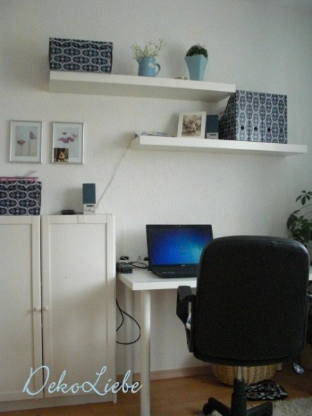 Unsere neue Büroecke!